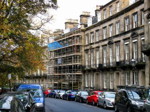 Updates on our latest conservation projects edinburgh for 18 dean terrace edinburgh